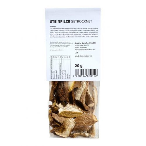 Getrocknete Steinpilze – Dr. Ana Collection